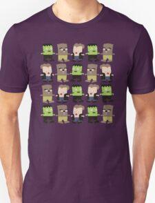 Cute baby Halloween monsters T-Shirt