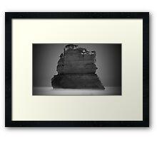 Gibson Steps, Victoria, Australia. Framed Print