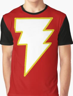 Shazam/ Black Adam Graphic T-Shirt