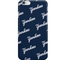 Yankee Tradition iPhone Case/Skin