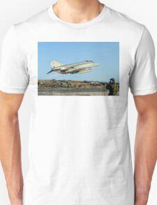 McDonnell F-4M Phantom FGR.2 XV495/N taking off on CAP T-Shirt