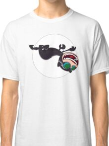 Catwoman hunts for treasure Classic T-Shirt