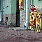 red bike by mrivserg