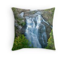 Boundary Falls Throw Pillow