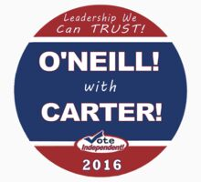 O'Neill - Carter for President Kids Clothes