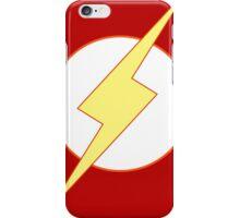 Simplistic Flash 2 iPhone Case/Skin