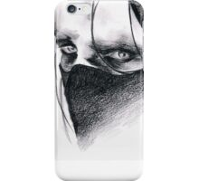 ghost story iPhone Case/Skin