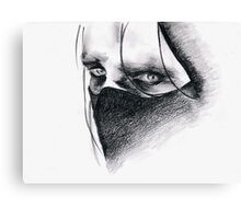 ghost story Canvas Print