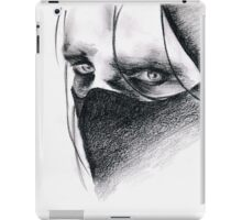 ghost story iPad Case/Skin