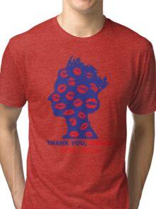 Cool Queen Elizabeth II Jubilee T-shirt Tri-blend T-Shirt