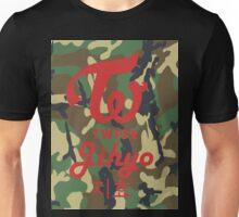 Twice Camo (Jihyo) Unisex T-Shirt