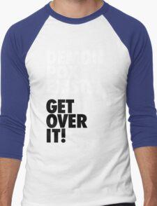 Demon Pox Exists Men's Baseball ¾ T-Shirt