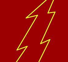Jay Garrick Flash CW Version by zoturner