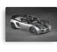 Exige - painted with light - 2 of 2 Canvas Print