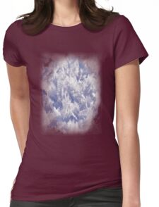 Frosted Womens Fitted T-Shirt
