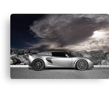 Exige - painted with light - 1 of 2 Metal Print