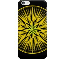 aztika gold mandala iPhone case iPhone Case/Skin