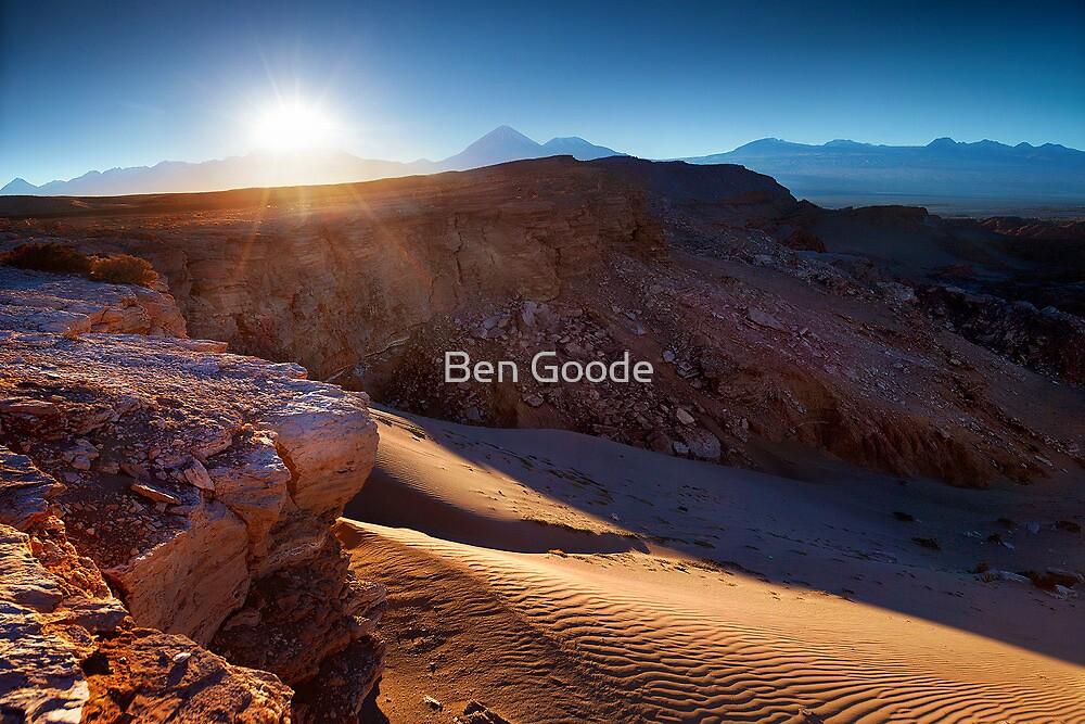 Rising Heat by Ben Goode