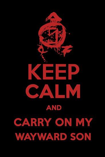 Keep Calm - Enochian Banishing by JennHolton