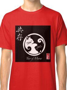 Tao of Meow Dark T-Shirt Classic T-Shirt