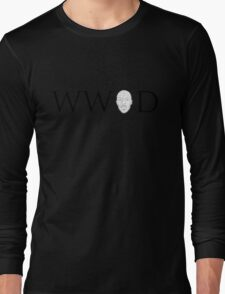 What would Omar do? Long Sleeve T-Shirt
