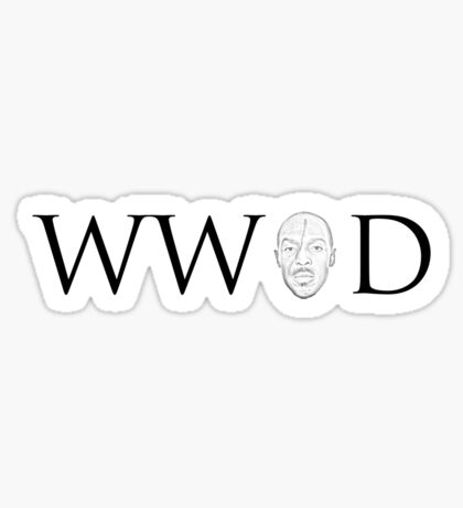 What would Omar do? Sticker