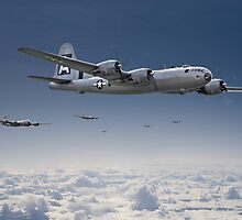 B29-Superfortress by Pat Speirs