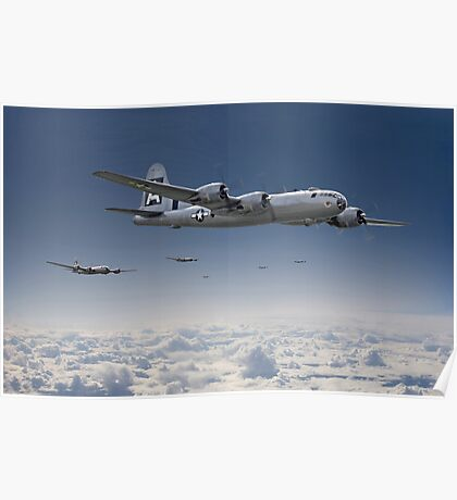 B29-Superfortress Poster