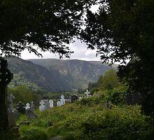Glendalough Graves by EmilyBoylan