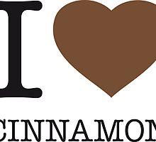 I ♥ CINNAMON by eyesblau