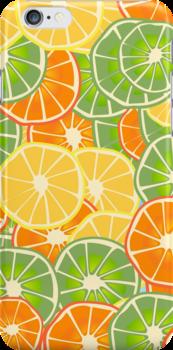 Orange, Lemon and Limes by Nick  Greenaway
