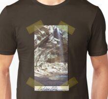 Hocking Hills waterfall Unisex T-Shirt