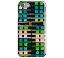 Colourful stack iPhone Case/Skin