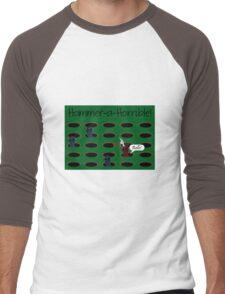 Hammer-a-Horrible Men's Baseball ¾ T-Shirt