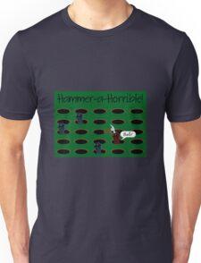 Hammer-a-Horrible Unisex T-Shirt