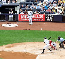 A-Rod 643rd Home Run by Imagery