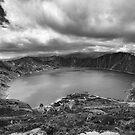 Lake Quilotoa, Ecuador by borjoz