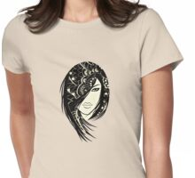 Layla Womens Fitted T-Shirt