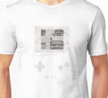 Game Boy - Bleached Nostalgia Unisex T-Shirt