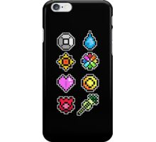 Gotta catch 'em all! Black B-ground iPhone Case/Skin