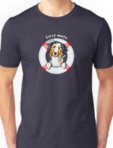Aussie :: First Mate Unisex T-Shirt