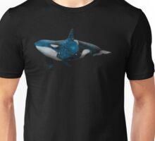 Galaxy Orca Unisex T-Shirt