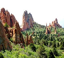 Garden of the Gods 2 by BarbL