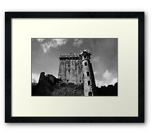 The Looming Castle Framed Print