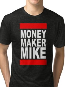 Money Maker Mike Tri-blend T-Shirt
