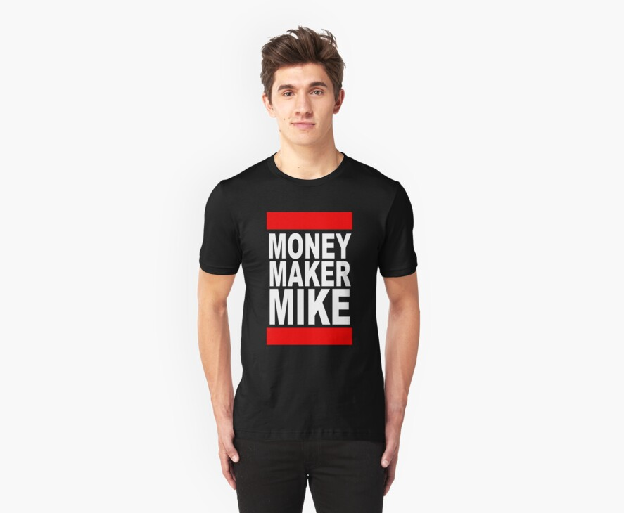 Money Maker Mike by gerrorism