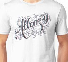 Allons-y! (3D) Unisex T-Shirt