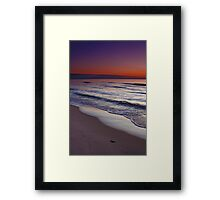 Nordhouse Dunes Beach Framed Print