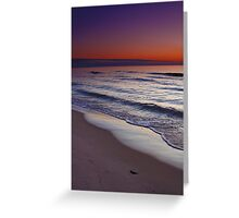 Nordhouse Dunes Beach Greeting Card