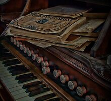 Old Organ by Dave Godden